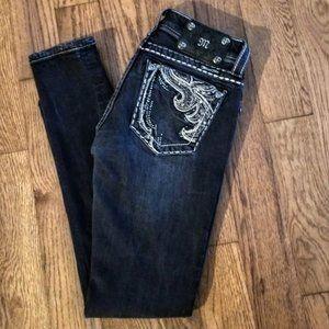 Miss Me Skinny Jeans JE5637S2R 26x31